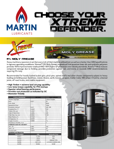 Xtreme Grease Lineup Preview